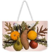 Food Bouquet Weekender Tote Bag