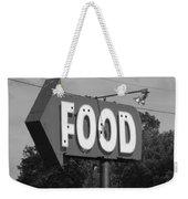 Food Weekender Tote Bag