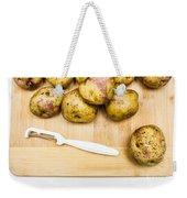 Food Prep In Progress Weekender Tote Bag
