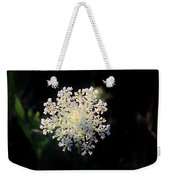 Fools Parsley  Weekender Tote Bag