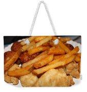 Fooood Weekender Tote Bag