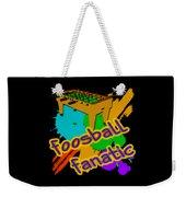 Foosball Fanatic Weekender Tote Bag