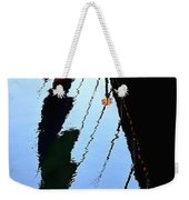 Foot Bridge Reflections 487 Weekender Tote Bag
