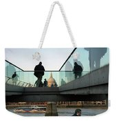 Foot Bridge To T, Paul's Weekender Tote Bag