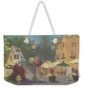 Foot Traffic Only  Weekender Tote Bag