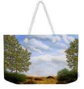 Foothills Afternoon Weekender Tote Bag