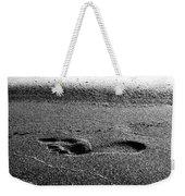 Footprint Bw Weekender Tote Bag