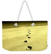 Footsteps Weekender Tote Bag