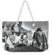 For A Few Dollars More Weekender Tote Bag
