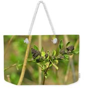 For A Moment I Am Still Weekender Tote Bag