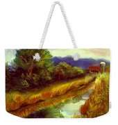 For A Thirsty Land Weekender Tote Bag