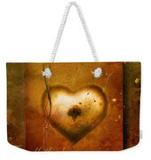 For All The Love Weekender Tote Bag