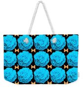 For Every Blue Rose There Is A Butterfly Weekender Tote Bag
