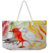 For Ravens Of The Apocalypse Weekender Tote Bag