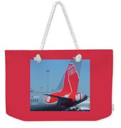 For Red Soxs Fans Weekender Tote Bag