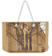 For Reflection Weekender Tote Bag