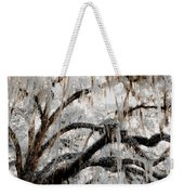 For The Grace Of The Beauty Of A Aged Tree Weekender Tote Bag
