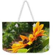 For The Honey Comb Weekender Tote Bag
