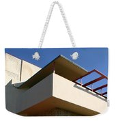 For The Love Of Architecture 01 Weekender Tote Bag