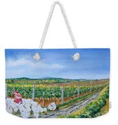 For The Love Of Chickens Weekender Tote Bag
