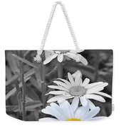 For The Love Of Daisy Weekender Tote Bag