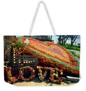 For The Love Of Succulents Weekender Tote Bag