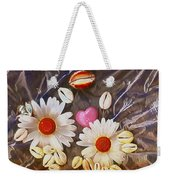 For The Love Of Summer And Life Weekender Tote Bag