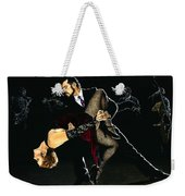 For The Love Of Tango Weekender Tote Bag