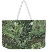 For The Love Of Trees Weekender Tote Bag