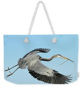 For The Nest Weekender Tote Bag