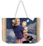 For Their Future Buy War Bonds Weekender Tote Bag