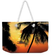 For You. Dream Comes True. Maldives Weekender Tote Bag by Jenny Rainbow