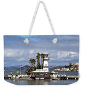 Forbes Island Weekender Tote Bag