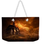 Forbidden Mansion Weekender Tote Bag