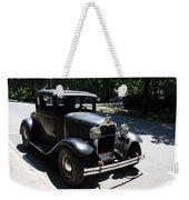 Ford A 1931 Weekender Tote Bag