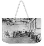 Ford Auto Factory Weekender Tote Bag
