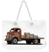 Ford Classic 7 Up Truck Weekender Tote Bag