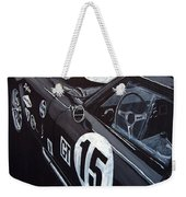 Ford Cobra Racing Coupe Weekender Tote Bag