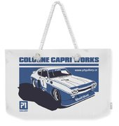 Ford Cologne Capri Works Weekender Tote Bag