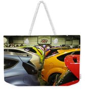 Ford Colours Weekender Tote Bag