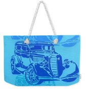Ford Coupe 34 Weekender Tote Bag