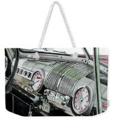 Ford Dash Weekender Tote Bag