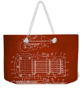 Ford Engine Lubricant Cooling Attachment Patent Drawing 1g Weekender Tote Bag