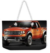 Ford F150 Svt Raptor Weekender Tote Bag