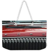 Ford Falcon Details Weekender Tote Bag