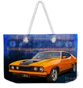 Ford Falcon Xb 351 Gt Coupe Weekender Tote Bag
