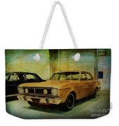 Ford Falcon Xt Gt Weekender Tote Bag