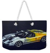 Ford Gt Concept Weekender Tote Bag