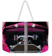 Ford Hot Rod Grille Weekender Tote Bag
