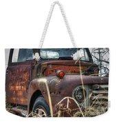 Ford In A Field Weekender Tote Bag